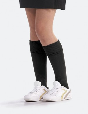 Black Sports Socks
