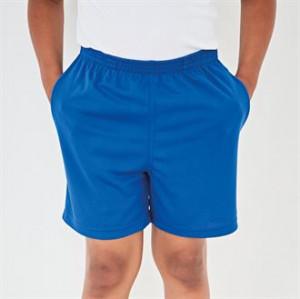 Scissett C.E. Academy shorts