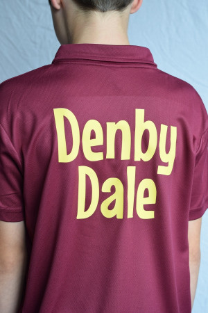 Denby Dale First & Nursery School Lightweight PE T-shirt with logo