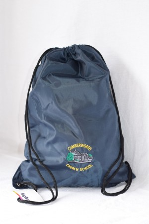 Cumberworth First School PE/Gym bag (including school logo)