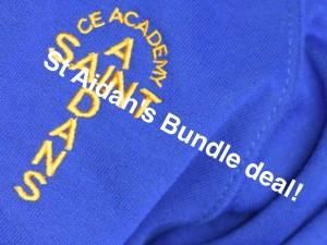 St Aidan's Academy 'Back to School' Bundle!