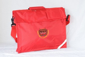 Kayes First & Nursery School embroidered Book Bag with Strap (Including School logo)
