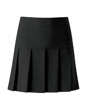Kirkburton Middle School KMS Charleston Pleated Skirt